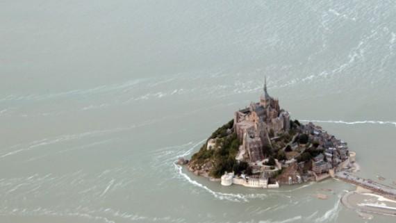 Για πρώτη φορά από το 1879, έγινε νησί για 20 λεπτά!!!!!!!