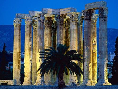 Στήλες ή Στύλοι του Ολυμπίου Διός?????Το μόνιμο λάθος των Ελλήνων!